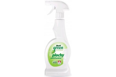 Real Green Clean Plochy multifunkční prostředek rozprašovač 500 g Čistící prostředky