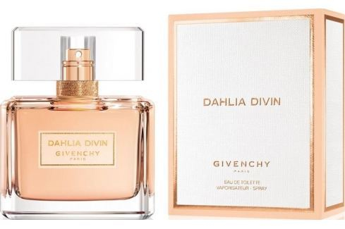 efba7f833f Recenze Givenchy Dahlia Divin toaletní voda pro ženy 30 ml