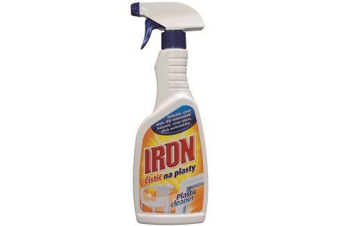 Iron Čistič na plasty rozprašovač 500 ml Čistící prostředky