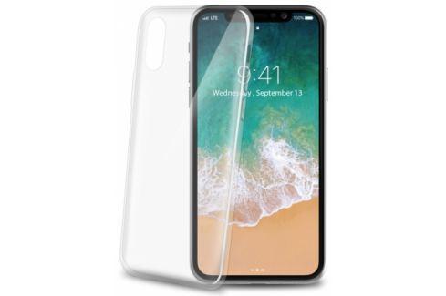 Celly Ultrathin pro Apple iPhone X (THIN900WH) Pouzdra na mobilní telefony