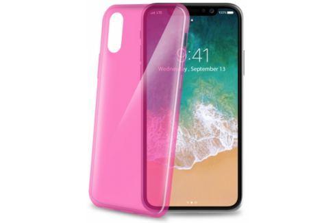 Celly Ultrathin pro Apple iPhone X (THIN900PK) Pouzdra na mobilní telefony