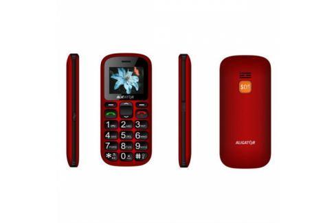 Aligator A321 Senior Dual SIM (A321RB) Mobilní telefony