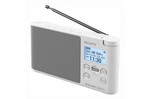Sony XDR-S41DW Radiopřijímače s DAB