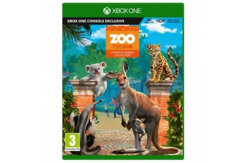 Microsoft Zoo Tycoon: Ultimate Animal Collection (GYP-00020) Hry pro Xbox 360