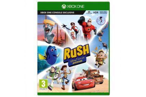 Microsoft Rush: A Disney Pixar Adventure (GYN-00020) Hry pro Xbox 360