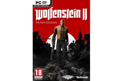 Bethesda PC Wolfenstein II The New Colossus (5055856416623) Hry pro PC