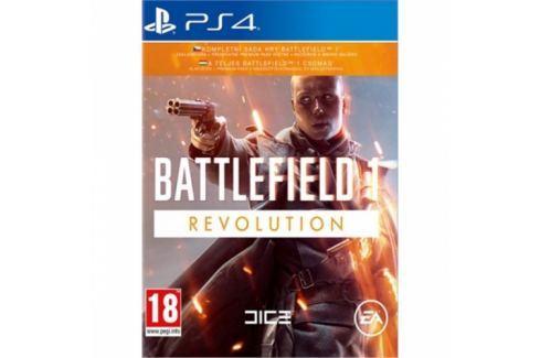 EA Battlefield 1 Revolution (5030930122430) Hry pro Playstation 4