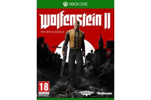 Bethesda Xbox One Wolfenstein II The New Colossus (5055856416951) Hry pro Xbox 360