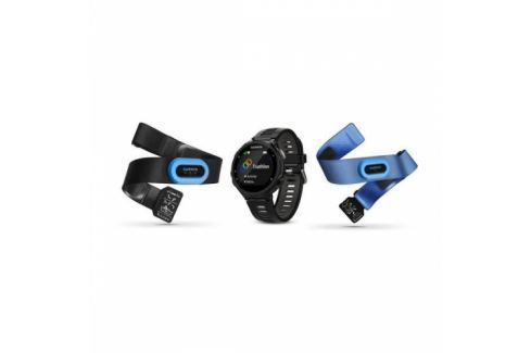 Garmin Forerunner 735XT TRI Bundle (010-01614-09) GPS hodinky