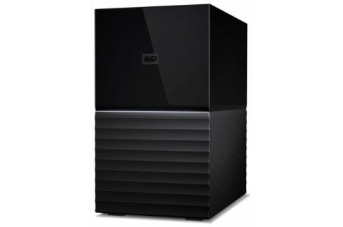 Western Digital Duo 8TB (WDBFBE0080JBK-EESN) HDD