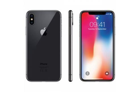 Apple iPhone X 256 GB - Space Gray (MQAF2CN/A) Mobilní telefony