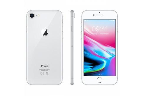 Apple iPhone 8 256 GB - Silver (MQ7D2CN/A) Mobilní telefony