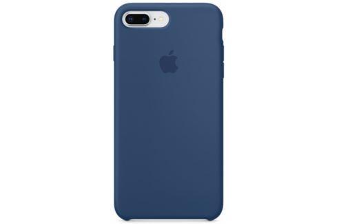 Apple Silicone Case pro iPhone 8 Plus / 7 Plus - kobaltově modrý (MQH02ZM/A) Pouzdra na mobilní telefony