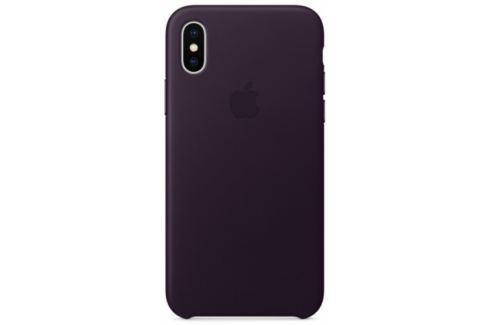 Apple pro iPhone X - lilkově fialový (MQTG2ZM/A) Pouzdra na mobilní telefony