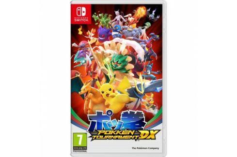 Nintendo Pokkén Tournament DX (NSS530) Hry pro Nintendo Wii