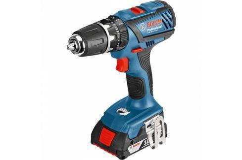 Bosch GSB 18-2-LI Plus, 06019E7120 Vrtačky akumulátorové
