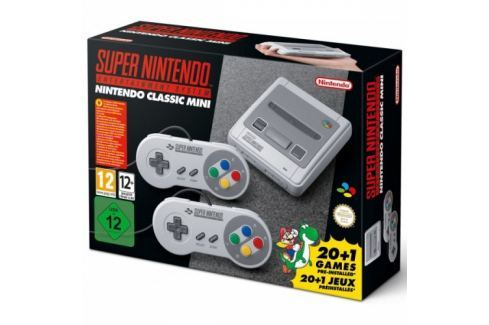 Nintendo Classic Mini: SNES (NICH015) Nintendo