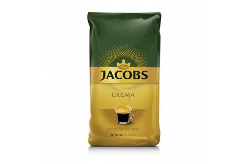 Jacobs Crema Zrno 1000g Kapsle a káva