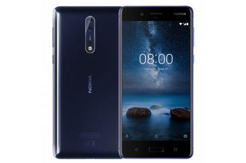 Nokia 8 Single SIM (11NB1L01A10) Mobilní telefony