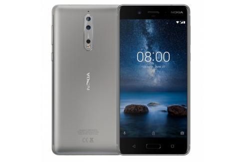 Nokia 8 Single SIM (11NB1S01A05) Mobilní telefony