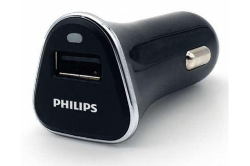 Philips DLP2359, 1x USB, 2,1A (Phil-DLP2359/10) Nabíječky pro mobilní telefony - neoriginální